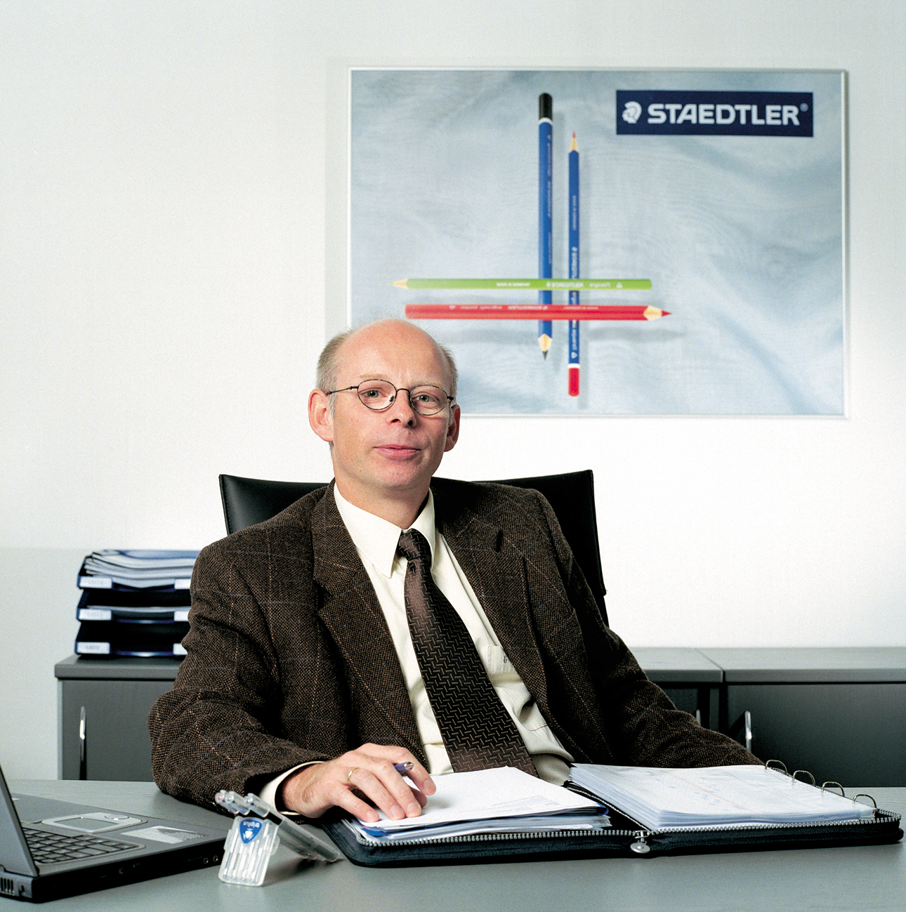 Axel Marx Staedtler Managing Director