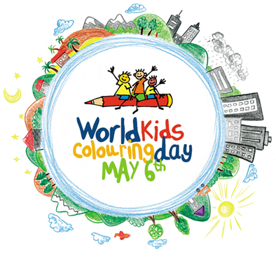 World kids colouring day 2013 staedtler